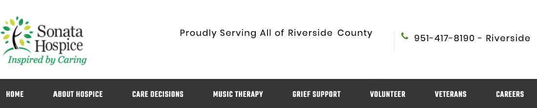 Sonata Hospice - Riverside